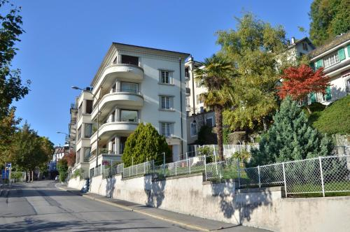 Accommodation in Montreux