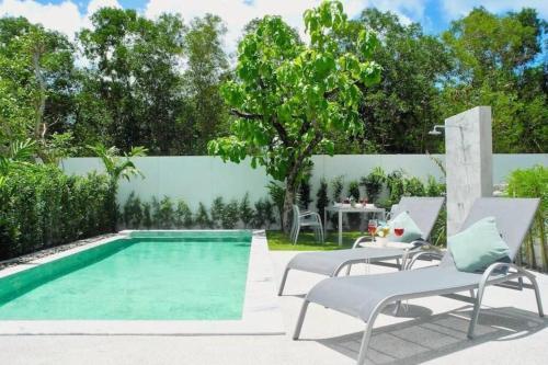 Luxury Japanese style pool villa near sea Luxury Japanese style pool villa near sea