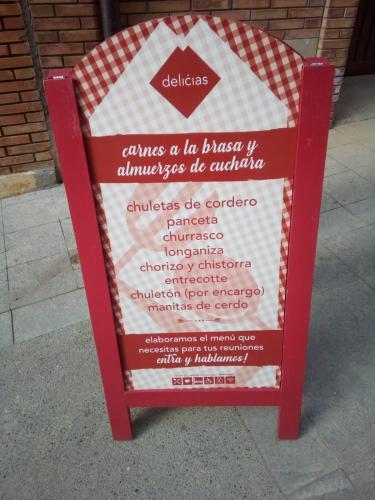 DELICIAS - Hotel - Peraltilla