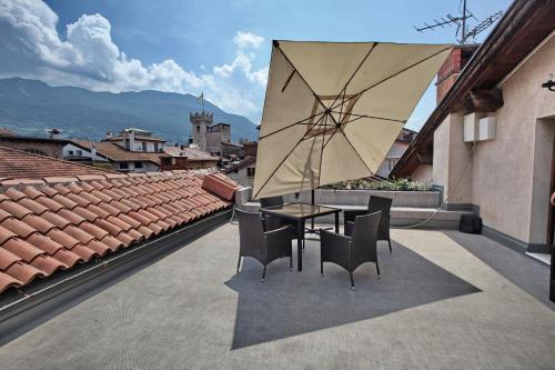 Accommodation in Trento