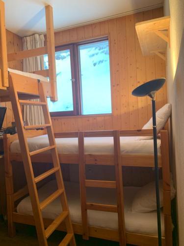 Flaine Forum Cassiopée avec terrasse i1 - Apartment - Flaine
