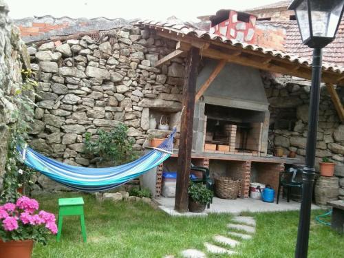 Casa en el rural de Galicia, A Forneira