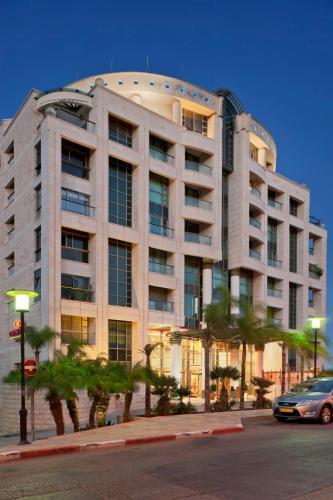 . Mirabelle Plaza Haifa By Dan Hotels