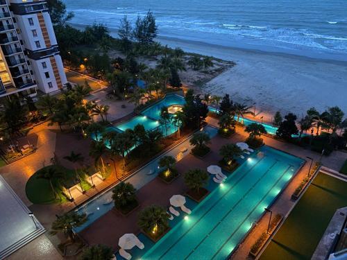 Eyu@Timurbay Seaview Residence