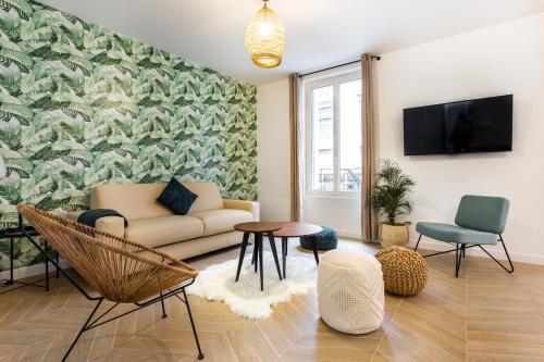 Luxury home in paris - Hôtel - Paris