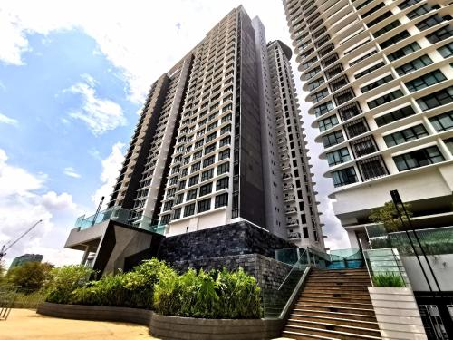 Midvalley Southkey Cozy Suite at Johor Bahru, Johor Bahru