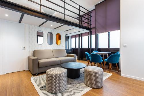 Luxury loft in paris - Hôtel - Paris