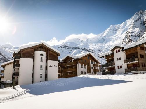 Apartment Bacchus Saas-Fee