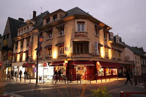 . Hotel du Cygne