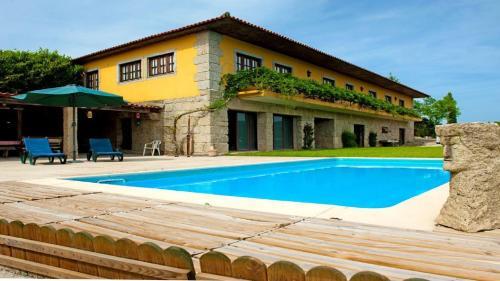 5276 Moradia com piscina, Povoa de Lanhoso by iZiBookings, Póvoa de Lanhoso
