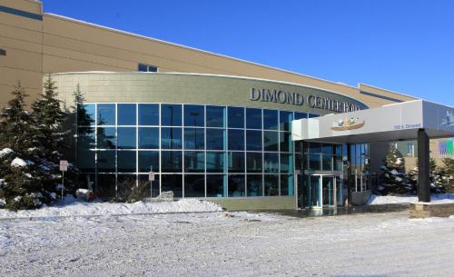 Dimond Center Hotel - Anchorage