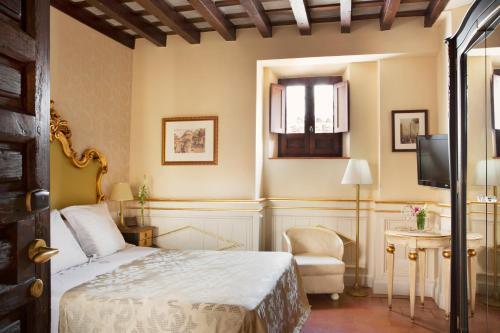 Habitación Superior Hotel Casa 1800 Granada 17
