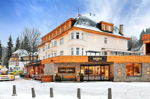 Hotel Central 1920 Spindleruv Mlyn