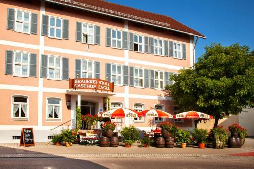 Brauereigasthof Engel - Hotel - Isny im Allgäu