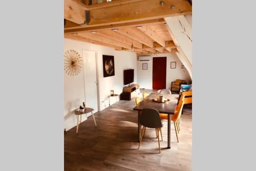 Appartement 3 / La Maison des Tonneliers - Location saisonnière - Beaune