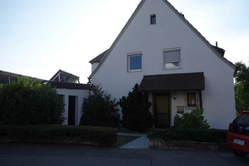Ferienwohnung Itzgrundblick - Apartment - Großheirath