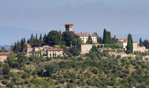 Località Vicchio, 4, 50022 Greve in Chianti FI, Italy.