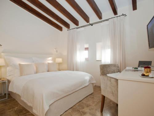 Standard Doppelzimmer Hotel & Restaurant Jardi D'Artà 10