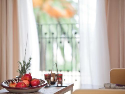 Doppelzimmer mit direktem Zugang zum Garten Hotel & Restaurant Jardi D'Artà 6