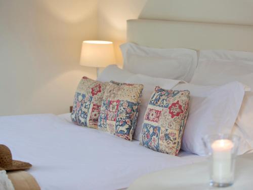 Doppelzimmer mit direktem Zugang zum Garten Hotel & Restaurant Jardi D'Artà 15