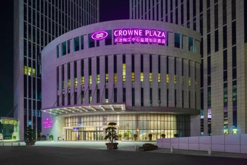 . Crowne Plaza Tianjin Meijiangnan, an IHG hotel