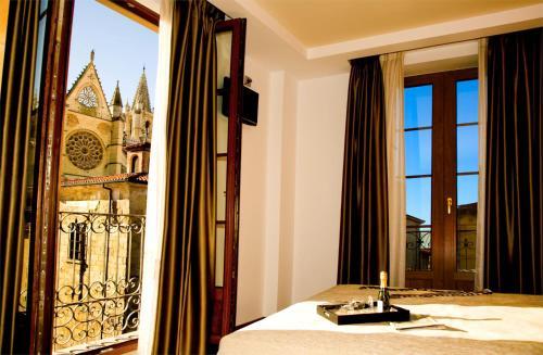 Habitación Doble - 1 o 2 camas Hotel Spa QH Centro León 1