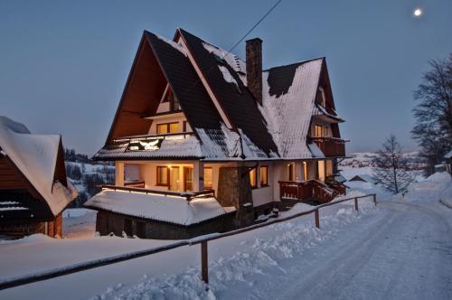 DW Orełki - Accommodation - Bukowina Tatrzanska