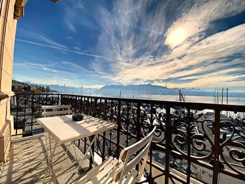 Hotel LakeView Le Rivage in Lausanne