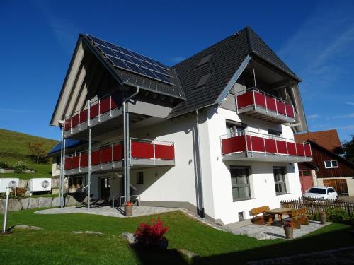. Ferienwohnungen Schwarzwaldtraum