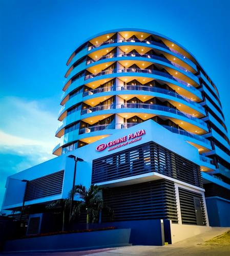 . Crowne Plaza Residences Port Moresby, an IHG hotel