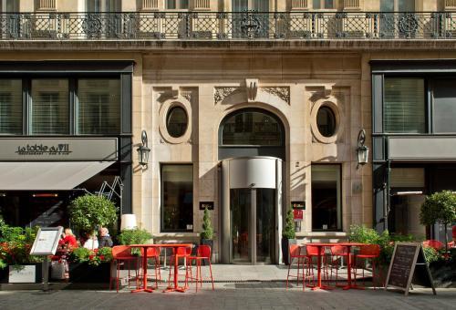 Hotel Indigo Paris - Opera, an IHG Hotel - Hôtel - Paris