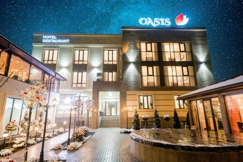 . Oasis Residence