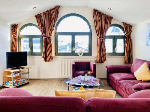 . Zweiraumwohnungen - Villa Donatus