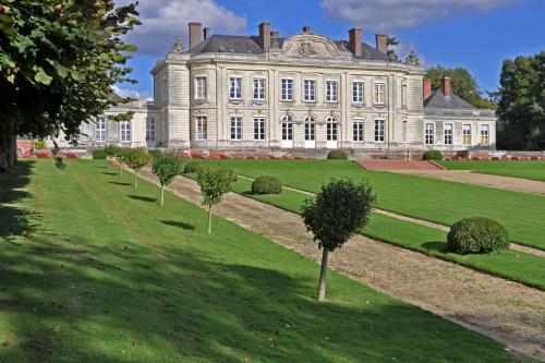 Kasteel-overnachting met je hond in Château de Craon - Craon