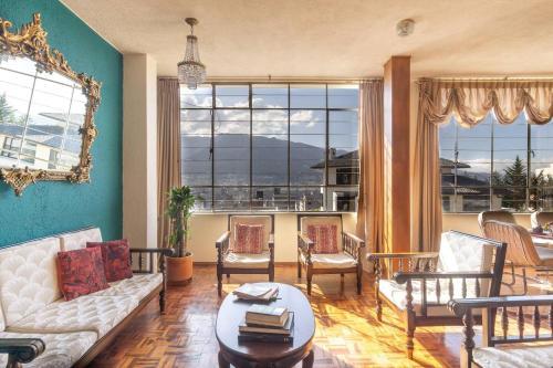 Hotel PGH Hostal Quito
