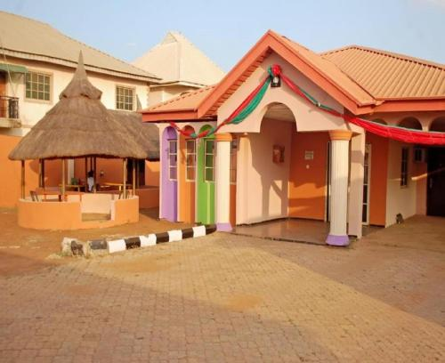Ibrao Imperial Continental Hotel and Suites, IlorinWe