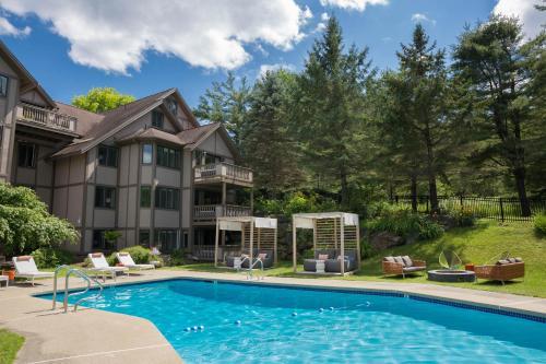 Field Guide Lodge - Accommodation - Stowe