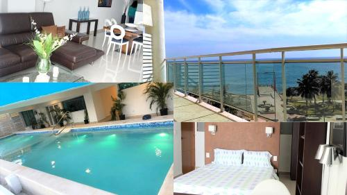 . apartamento de lujo frente al mar