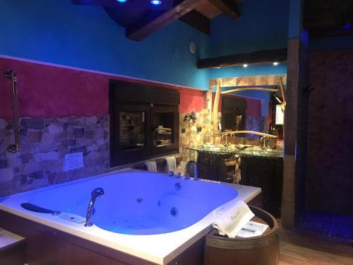 Suite de 1 dormitorio Hotel SPA Bodega El Lagar de Isilla 1