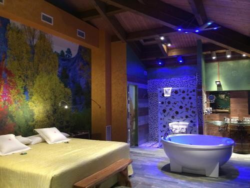 Suite Junior Hotel SPA Bodega El Lagar de Isilla 1