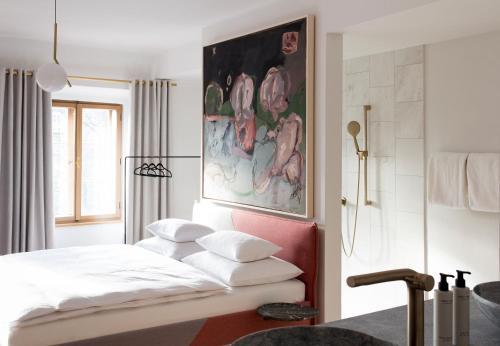 Kai 36 - Hotel zwischen Fels und Fluss in Graz