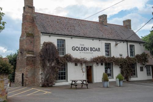 The Golden Boar