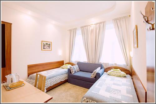 Pushkarev CITY Hotel - image 7