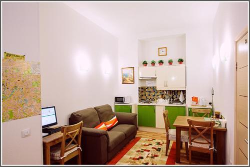 Pushkarev CITY Hotel - image 3