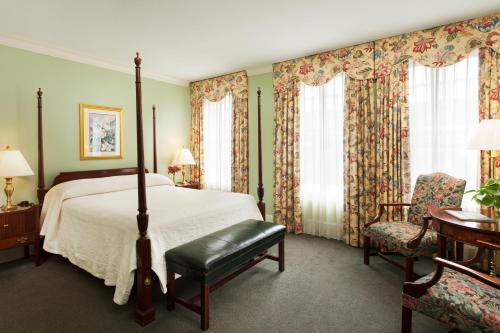 Planters Inn on Reynolds Square - Savannah, GA GA 31401