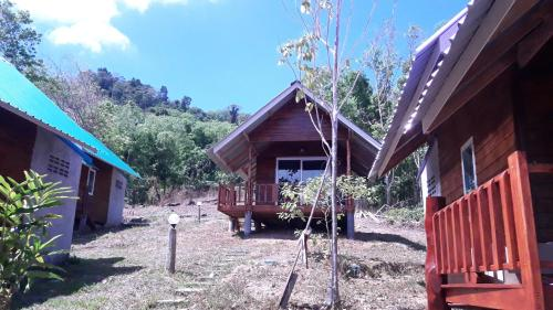 FOREST HOUSE KOHMOOK. FOREST HOUSE KOHMOOK.