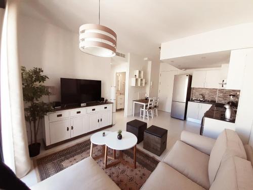 Luxury beach apartment in Calpe center