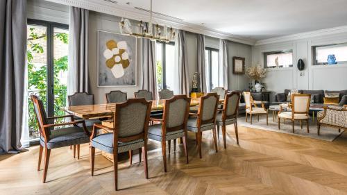 Maison Montespan - Hôtel - Paris