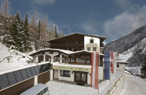 Hotel Karl Schranz St. Anton am Arlberg