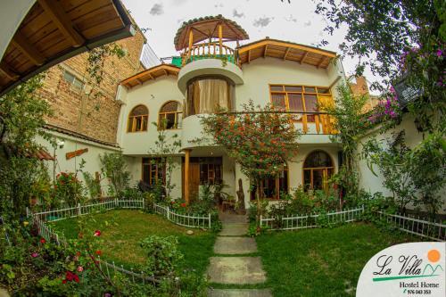 La Villa, Cajamarca